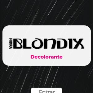Hidrablondix Decolorante